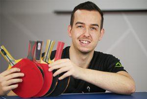 Jannick Borsche Tischtennis Trainer - Tischtennis Tipps